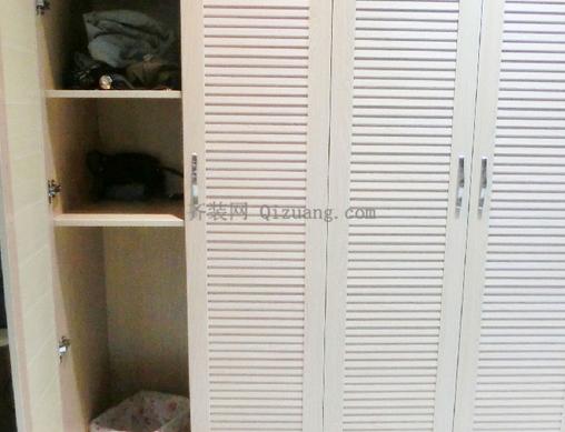 衣柜不同的部位,有不一样的清洁方法的!