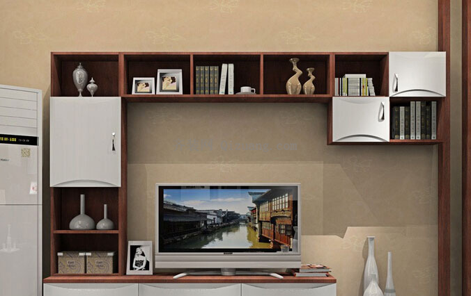 客厅电视柜 装饰美省空间