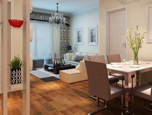 客厅和餐厅的隔断怎么来设置呢?