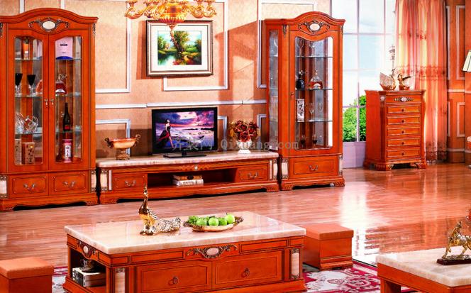 实木电视柜 客厅最佳选择