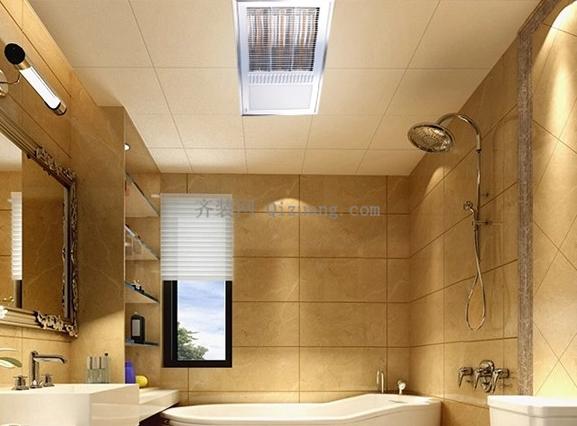 浴霸安装 看完心里就全都明白了