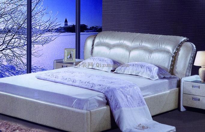 床的摆放风水