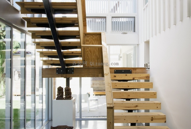 阁楼楼梯设计 潮流空间轻松打造