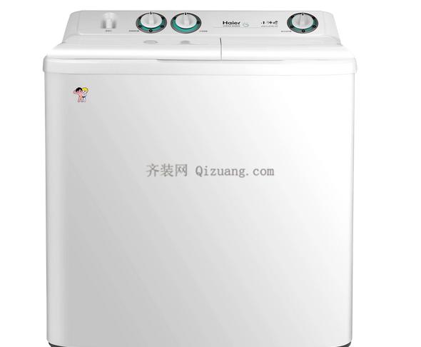 用大家都知道的方式来讲解双桶洗衣机的工作原理