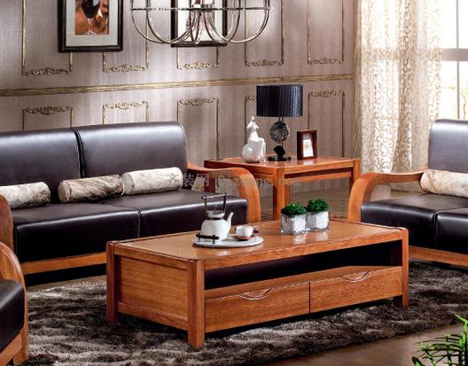 实木沙发好不好,看的原来是这个