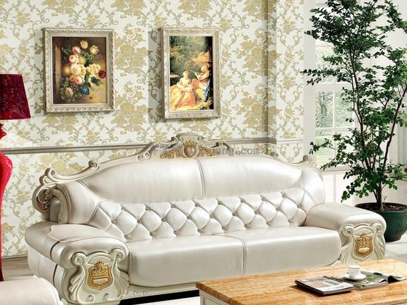 欧式沙发,学会搭配技巧才是王道