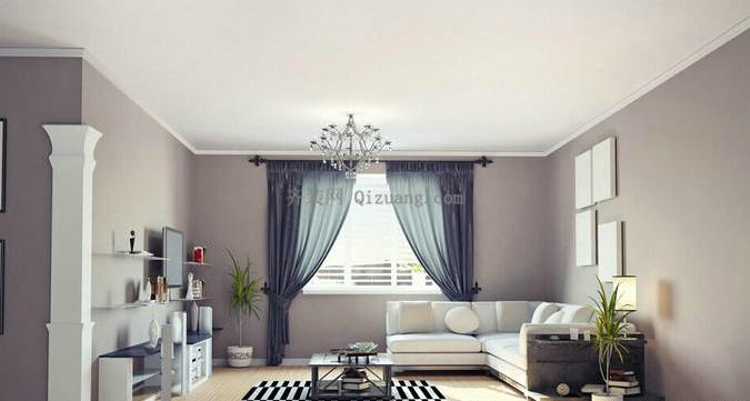 窗帘的颜色选择 只有这样选才是真的美