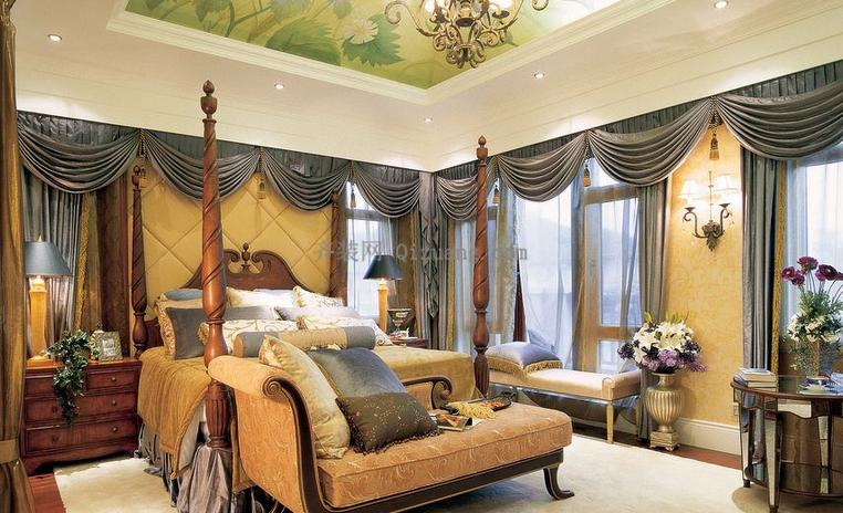 了解窗帘风格 打造优雅温馨小窝
