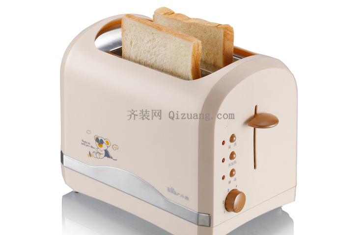 烤面包机的使用