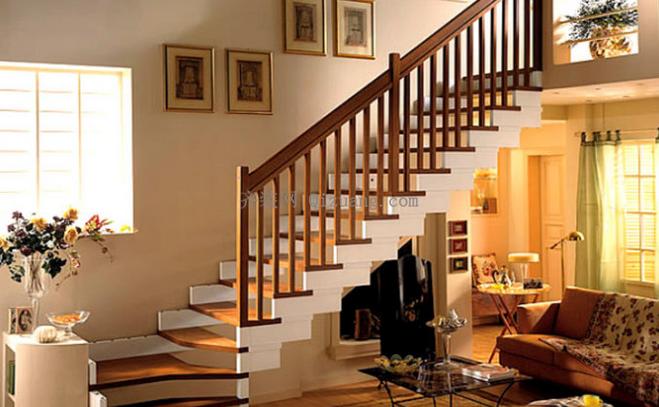 楼梯扶手设计成这样 让我怎么舍得用