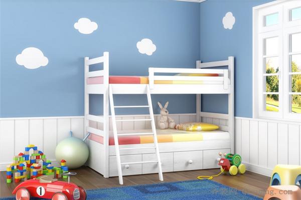 如何打造安全的儿童房!