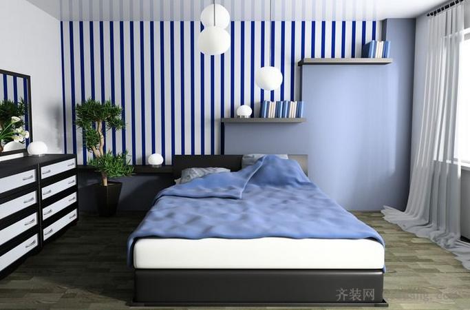 卧室这样布置 远离失眠烦恼
