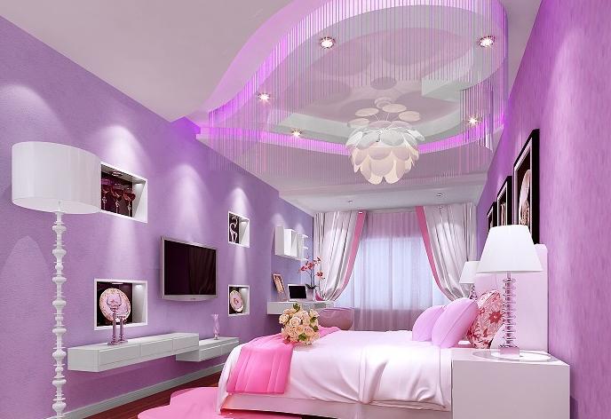 卧室颜色,星座