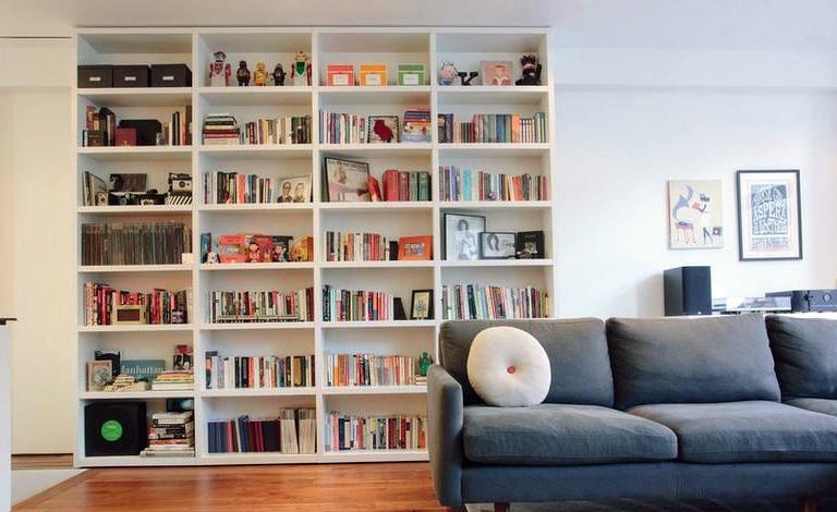 关于定制书柜私密的那些事儿