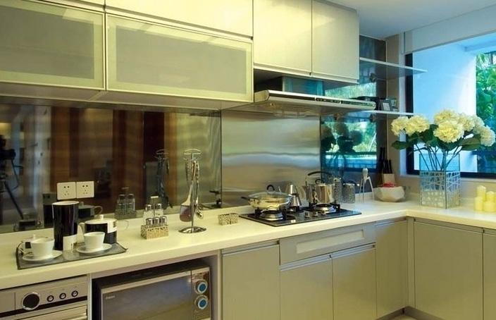 厨房装修省钱