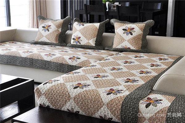 沙发套用什么布料比较好!