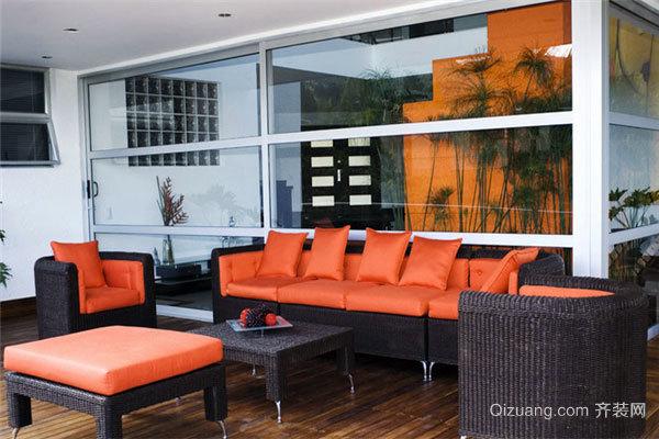 藤编沙发的特点与保养方法