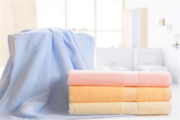 浴巾怎么保养呢?