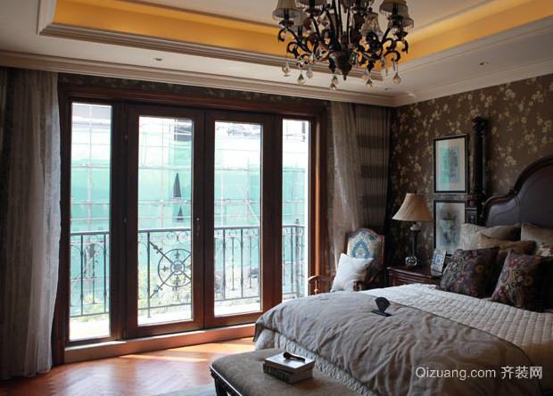 装修设计之老人房的卧室装修