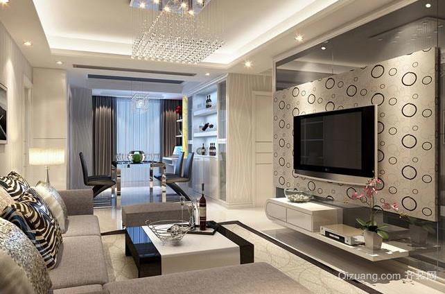 简约风格客厅装修应该遵循那些原则