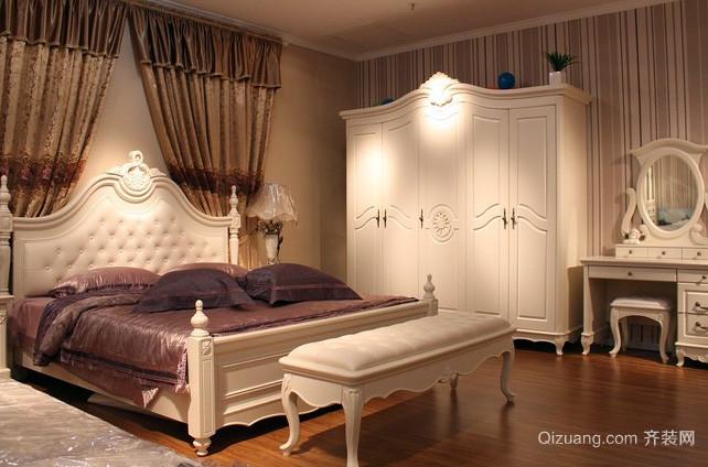 汕尾齐装网说卧室床柜应该这样摆放