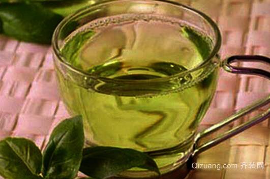 柿子叶的功效与作用 柿子叶可以当茶饮?