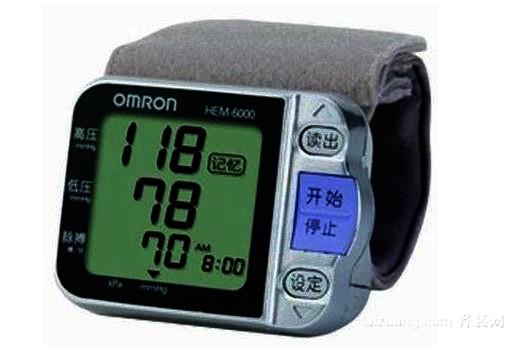 电子血压计什么牌子好 首选前十强