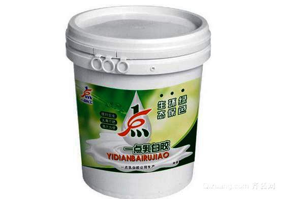 白乳胶胶粘剂是污染源 请重视