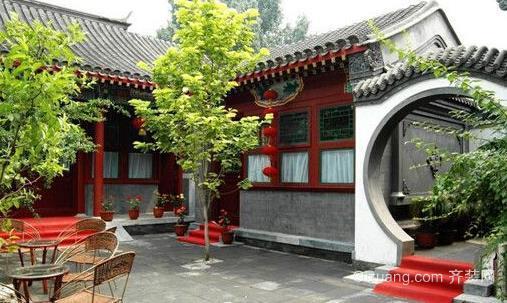 专研四合院设计10年风靡汉中