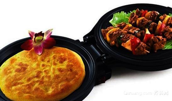 烙饼锅:一锅在手双面使用