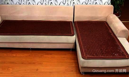 三种夏天沙发垫伴你清凉过一夏