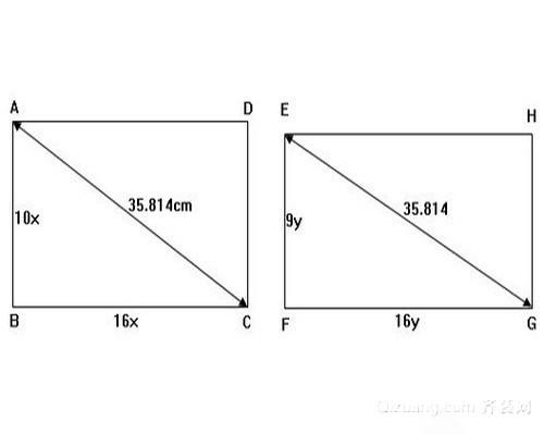 一英寸是几厘米 英寸与厘米之间的换算