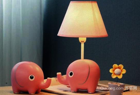 儿童台灯不仅仅只是照明 选购注意三要点