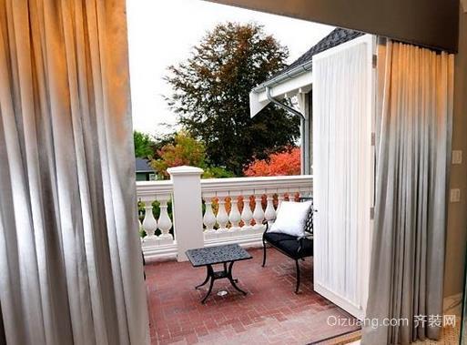 洋房装修 让浪漫的生活空间向户外拓展