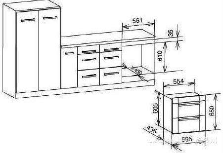 消毒柜尺寸标准是多少?消毒柜分类