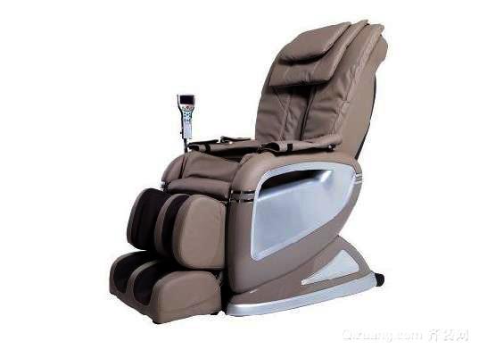 """""""太空舱按摩椅""""能够疏通经络释放身心压力"""