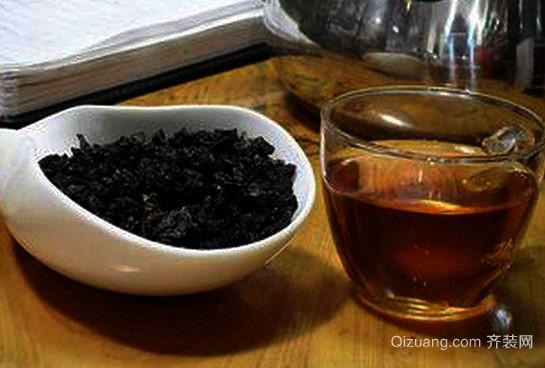 黑乌龙茶:有着神奇的两倍排毒功效