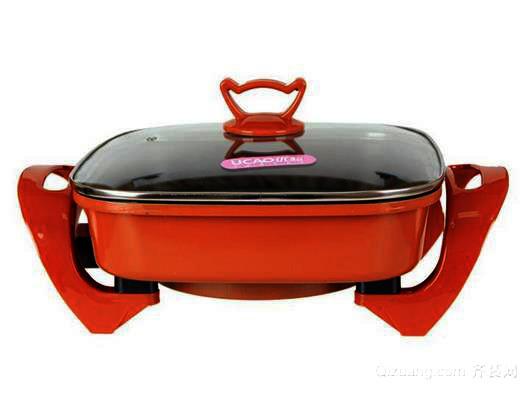 多功能电炒锅烹饪美味佳肴 使用注意点要牢记