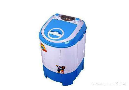小鸭迷你洗衣机 在外打工必备家电
