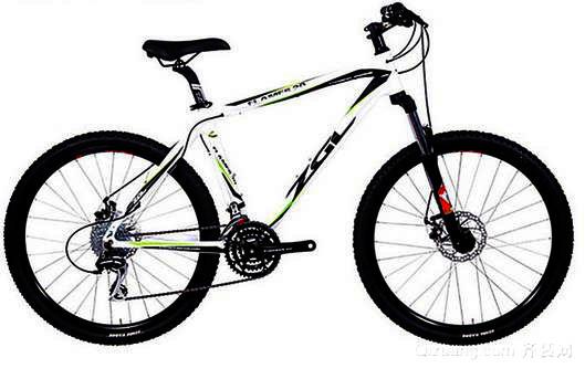 迈森兰自行车