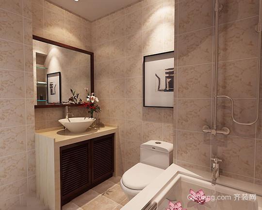 卫生间瓷砖选购有技巧 4大误区你中几个