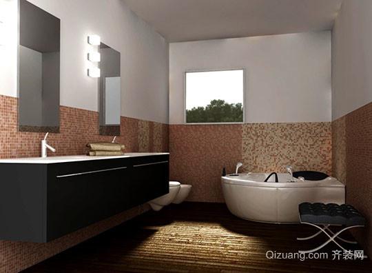 卫浴装修追求一下风水 洗的安心又吉利