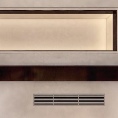 徐州客餐厅装修设计案例