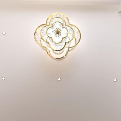 石狮简欧风格客厅装修设计案例
