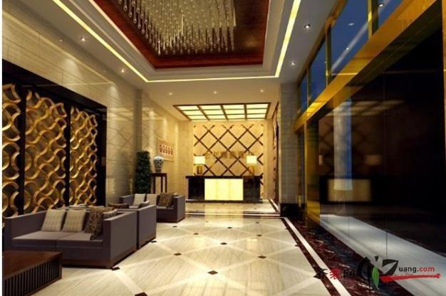 苏州欧堡装饰酒店装修欧式风格装修效果图