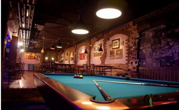 美式风格酒吧装修装修效果图图片