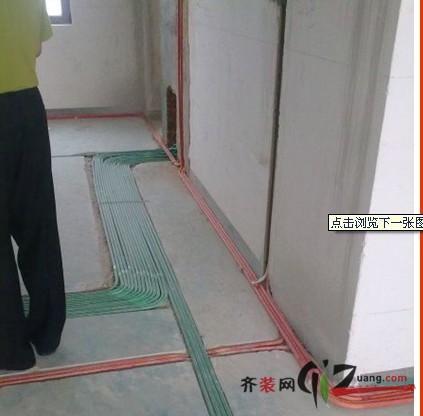徐州京朋装饰水电施工现代简约装修效果图