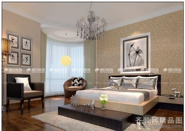 旭日整体家装欧式风格现代简约装修效果图