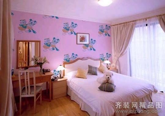 房间装修可爱风格