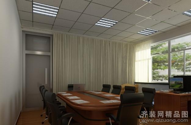 南京意柏年装饰办公室及会议室现代简约装修效果图